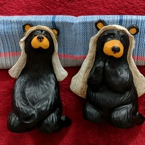 Bearfoots collectible,Jeff Fleming, exc condition
